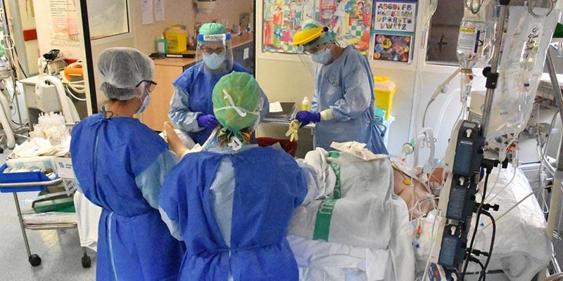 Viernes 25 de septiembre El coronavirus provoca otra muerte en Guadalajara y un importante aumento de contagios en Cuenca