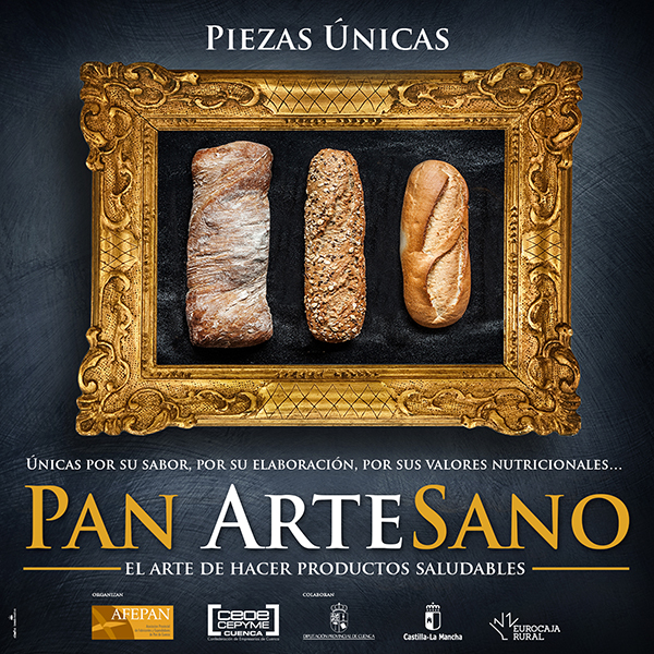 Afepan y CEOE-Cepyme Cuenca siguen promoviendo el consumo de pan artesano