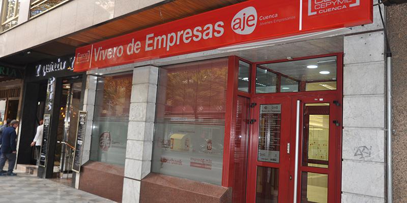 AJE Cuenca recuerda que el vivero está abierto a los emprendedores con todas las medidas de seguridad