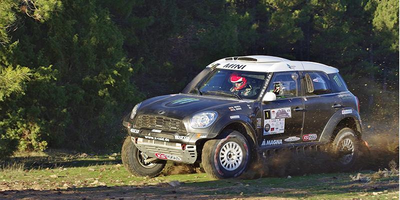 Cuenca será el escenario de la inauguración del Campeonato de España de Rallyes Todo Terreno