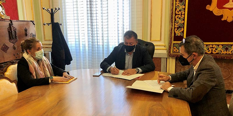 El Ayuntamiento de Cuenca y Aprofem promueven acciones de emprendimiento dirigidas a mujeres y colectivos desfavorecidos