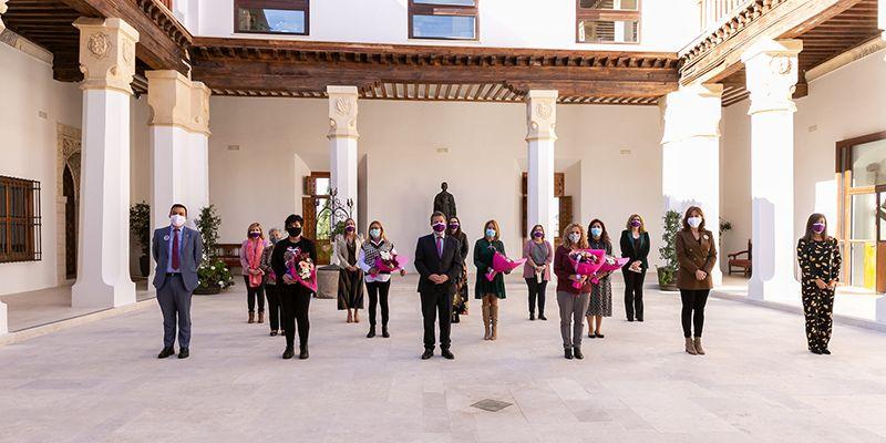 El Gobierno de Castilla-La Mancha homenajea a las mujeres rurales, las heroínas que dieron lo mejor de sí en lo peor de la pandemia para poner a la región en pie