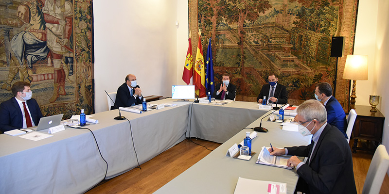 El Gobierno regional aborda con el Estado el convenio para la construcción de la autovía de La Alcarria y la Cuenca-Albacete