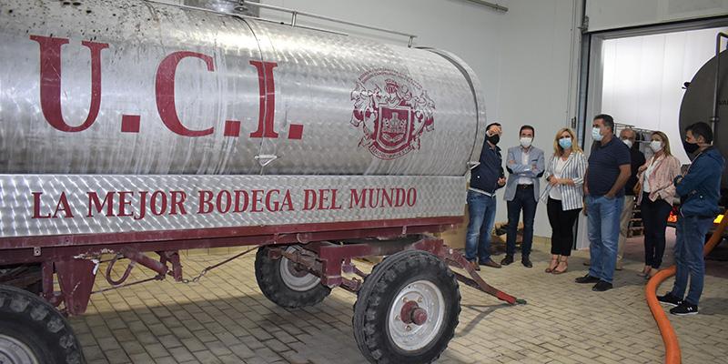 El Gobierno regional ha abonado alrededor de cuatro millones de euros en ayudas a 476 viticultores en la provincia de Cuenca durante la campaña de 2020