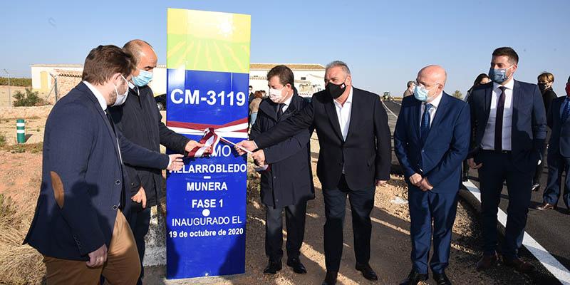 El Gobierno regional ha invertido más de 23 millones en el mantenimiento y acondicionamiento de la Red Regional de Carreteras