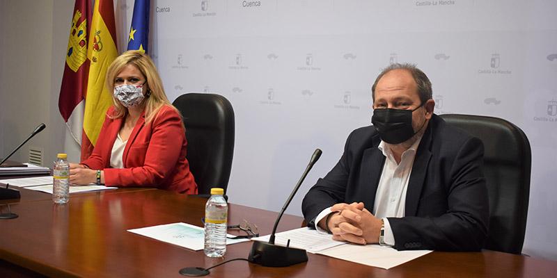 El Gobierno regional incrementa en más de un 81 por ciento las inversiones en la provincia de Cuenca para 2021