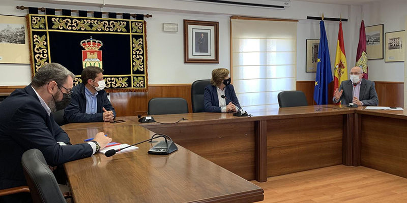 El Gobierno regional invita a la Asociación de Municipios Ribereños de Entrepeñas y Buendía a participar en su Estrategia contra la despoblación