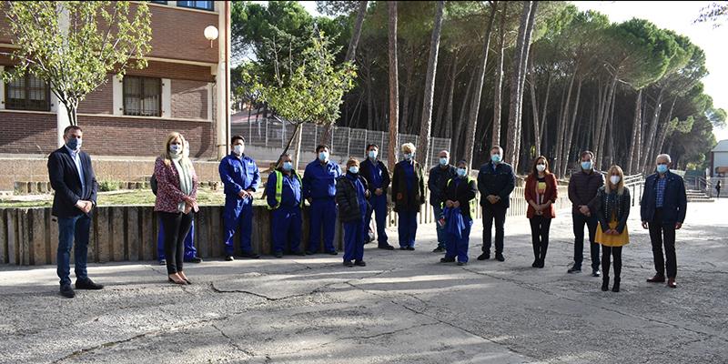 El Gobierno regional y el Ayuntamiento de Cuenca ponen en marcha el programa RECUAL que realizará actuaciones en los centros educativos de Infantil y Primaria