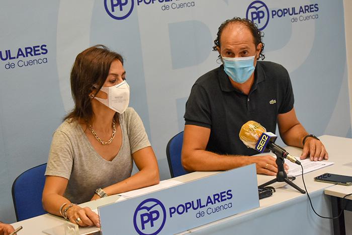 El Grupo Popular llevará a pleno una moción para el impulso y reactivación del deporte en Cuenca