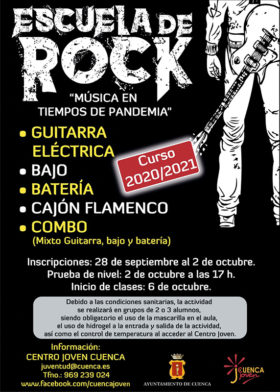 El lunes se inicia en Cuenca el periodo de inscripciones del curso 'Hacer cine en tiempos de pandemia' del Centro Joven