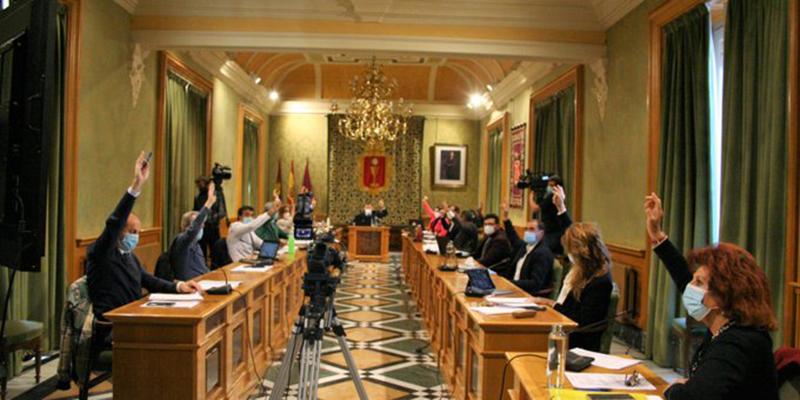 El pleno apoya el proyecto presentado por Ciudadanos para atraer inversión y residentes a Cuenca