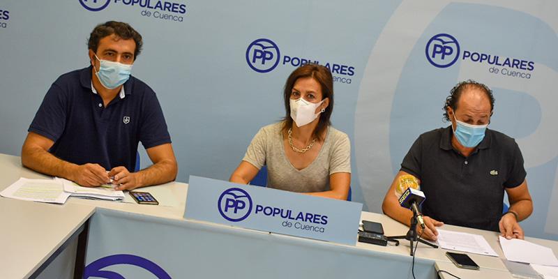 El PP en el Ayuntamiento de Cuenca denuncia que Dolz e Isidoro vuelven a dejar tirados a los clubes deportivos perdiendo de nuevo los 350.000 euros de ayudas para 2020