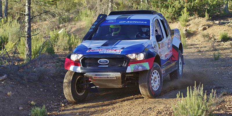 El VI Rallye TT Cuenca arranca en el Cuenca Golf Club