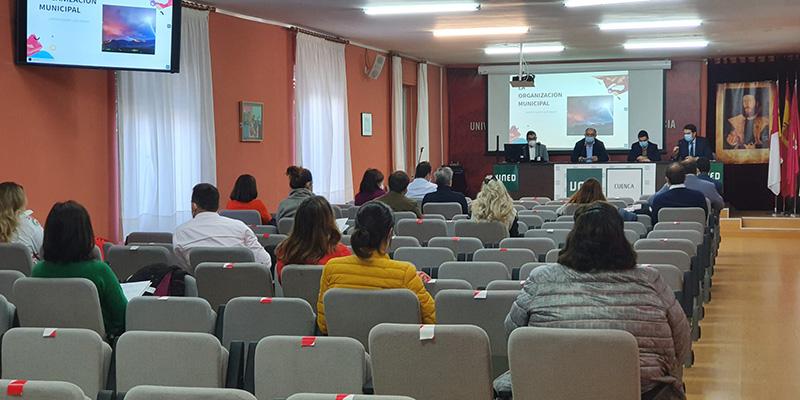 La Diputación de Cuenca retoma de forma presencial los cursos formativos para secretarios e interventores