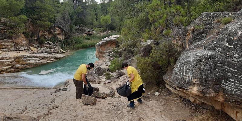 La Junta ha actuado durante la época estival en 26 áreas recreativas y espacios naturales de Cuenca a través de 1.266 actuaciones
