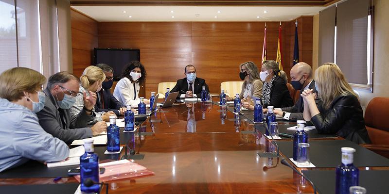 La Mesa convoca el 'Debate sobre el estado de la región' para los días 7 y 8 de octubre