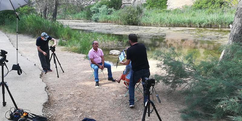 La Reserva de la Biosfera Valle del Cabriel protagoniza el programa 'Héroes anónimos' de CMM del próximo lunes 12 de octubre