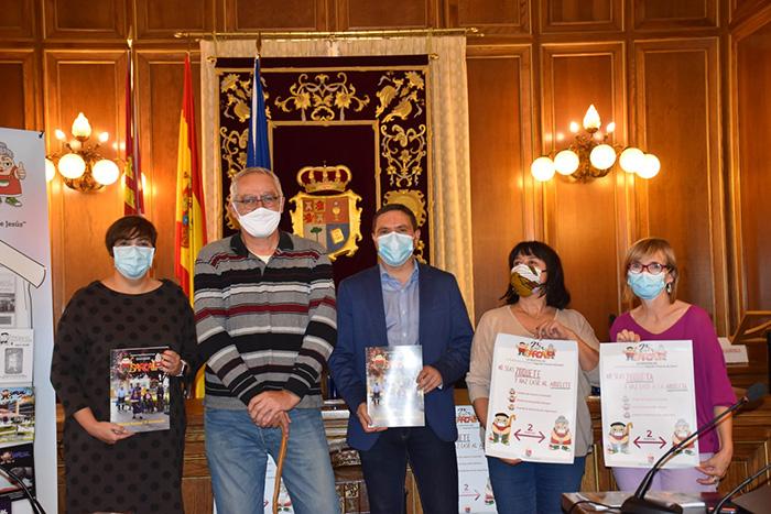 La revista de la Residencia Provincial 'Sagrado Corazón de Jesús' de Cuenca presenta su número especial por el 25 aniversario en el Día Internacional del mayor