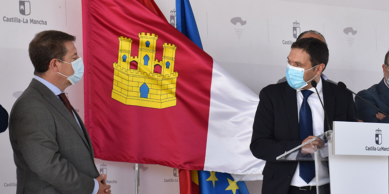 Martínez Chana asegura que la declaración de Interés Regional agiliza la construcción del parque de Los Palancares
