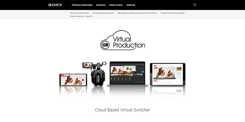 Sony lanza nuevas funciones para su servicio cloud