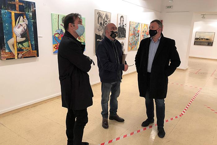Vuelve el proyecto 'Días de Arte Conquense con la exposición de pintura 'Renacer'