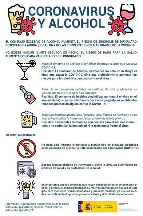 El Ayuntamiento de Tarancón hace un llamamiento a reflexionar sobre los hábitos de consumo de alcohol y su repercusión en la salud