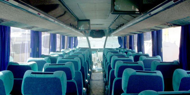 Autobús vacío