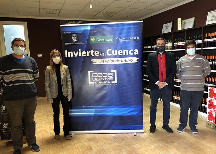 Casas de Benítez ofrece exenciones para las empresas que lleguen al pueblo dentro de Invierte en Cuenca