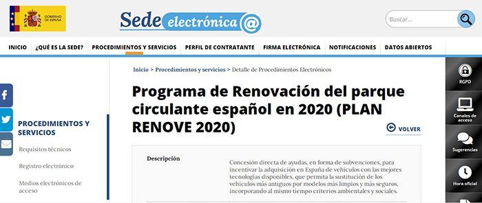 CEOE-Cepyme Cuenca anuncia a sus empresas que ya está activada la plataforma para el Plan Renove