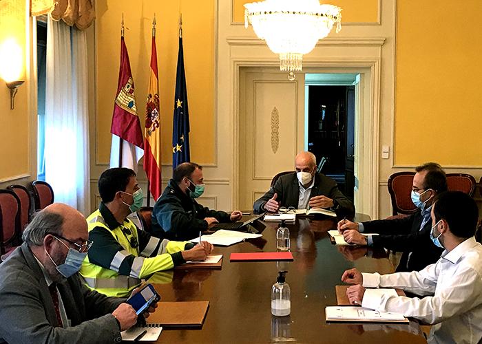 Cuenca contará con 143 máquinas, 440.000 litros de salmuera y 9.118 toneladas de cloruro sódico para luchar contra la nieve y el hielo