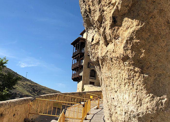 El Consorcio de la Ciudad de Cuenca licita la obra de la calle Canónigos