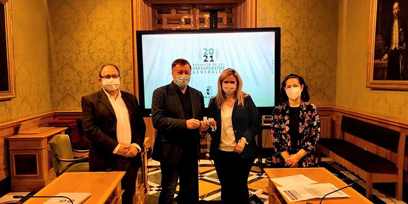 El Gobierno regional destinará más de 30 millones de euros en inversiones en la ciudad de Cuenca durante 2021