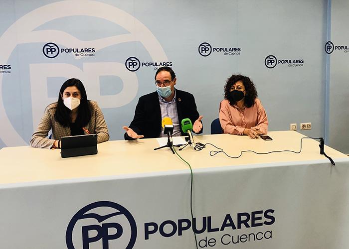 El PP conquense centra sus enmiendas en reclamar a Sánchez autovías y carreteras para Cuenca e inversiones en turismo y patrimonio