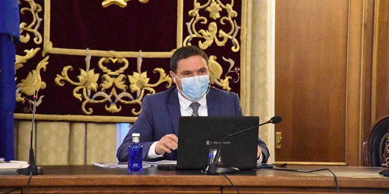 La Diputación de Cuenca aprueba por unanimidad un paquete de medidas para luchar contra el Covid de 8,9 millones de euros