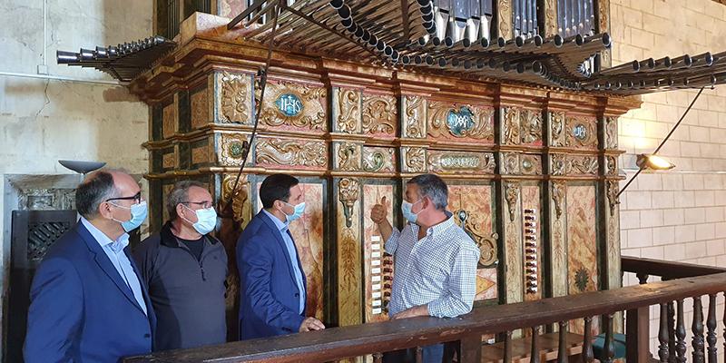 La Diputación de Cuenca concede una ayuda de 40.000 euros para reformar el frontón y construir un rocódromo en Cardenete