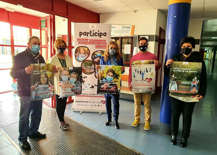 La Diputación de Cuenca distribuye más de 3.000 mascarillas a los 36 institutos de la provincia, dentro de la campaña YoMeCuidoXTi