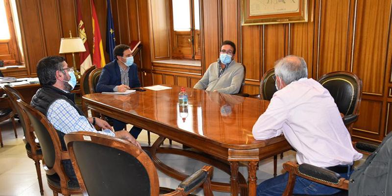 La Diputación de Cuenca invierte 250.000 euros en mejorar el camino que une Canalejas del Arroyo con Olmeda de la Cuesta