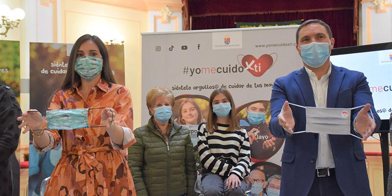 La Diputación de Cuenca pone en marcha una campaña encabezada por Boticaria García para concienciar a los jóvenes ante el Covid