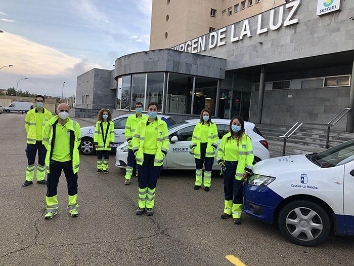 La Gerencia del Área Integrada de Cuenca crea una Unidad de Continuidad Asistencial Sociosanitaria para atender a pacientes institucionalizados