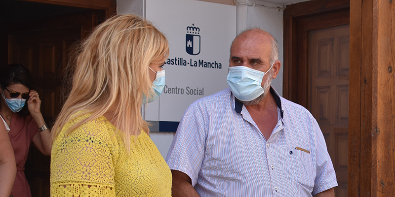 La Junta destinará 100.000 para la reforma del CRA Gloria Fuertes de San Lorenzo de la Parrilla