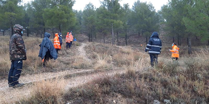 La Junta forma en Cuenca a voluntarios de Protección Civil en comunicaciones y búsqueda de personas
