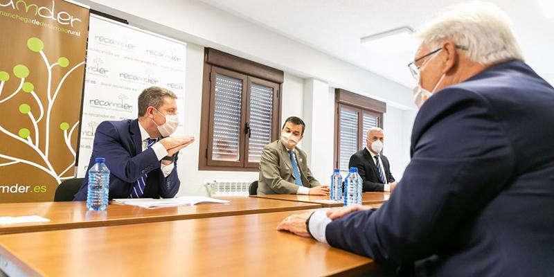 La Junta resuelve la convocatoria extraordinaria de 5,5 millones de euros de ayuda al medio rural para hacer frente a las dificultades provocadas por la pandemia