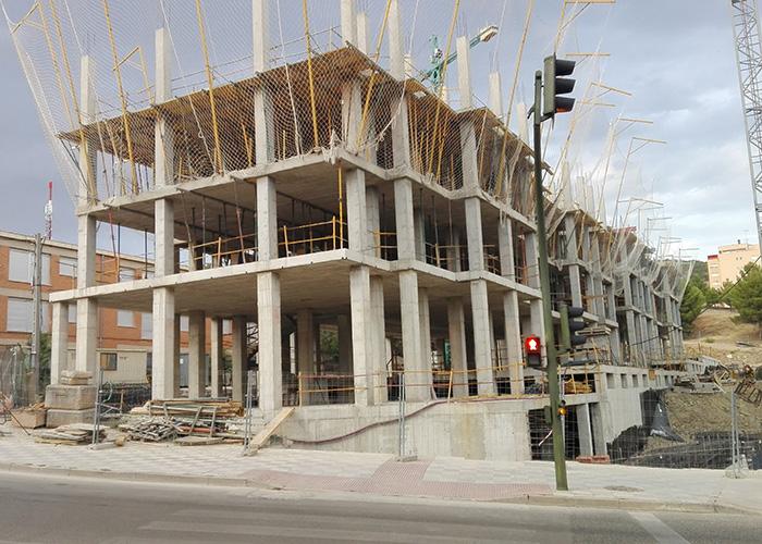 La subida de la compraventa de viviendas en septiembre en Cuenca no evita un balance anual muy negativo