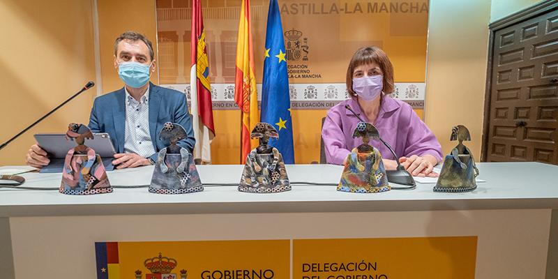 Las conquenses Celia García-Cesto y Marina Agudo y el Juzgado de Instrucción Nº2 de Guadalajara, premios Menina 2020