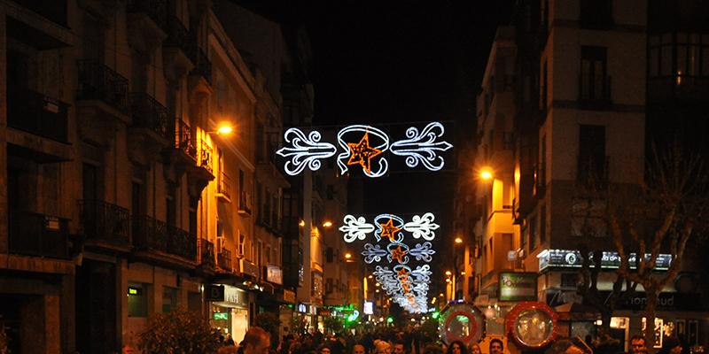 Luces Navidad Cuenca