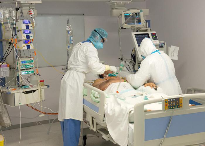 Miércoles 25 de noviembre Un fallecido a causa del coronavirus en Guadalajara y 130 nuevos contagios en Cuenca