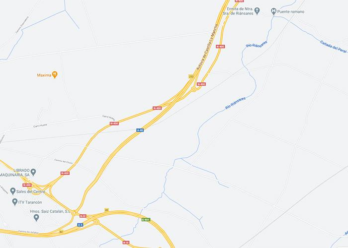 Mitma cede al Ayuntamiento de Tarancón la titularidad de un tramo de la carretera N-400
