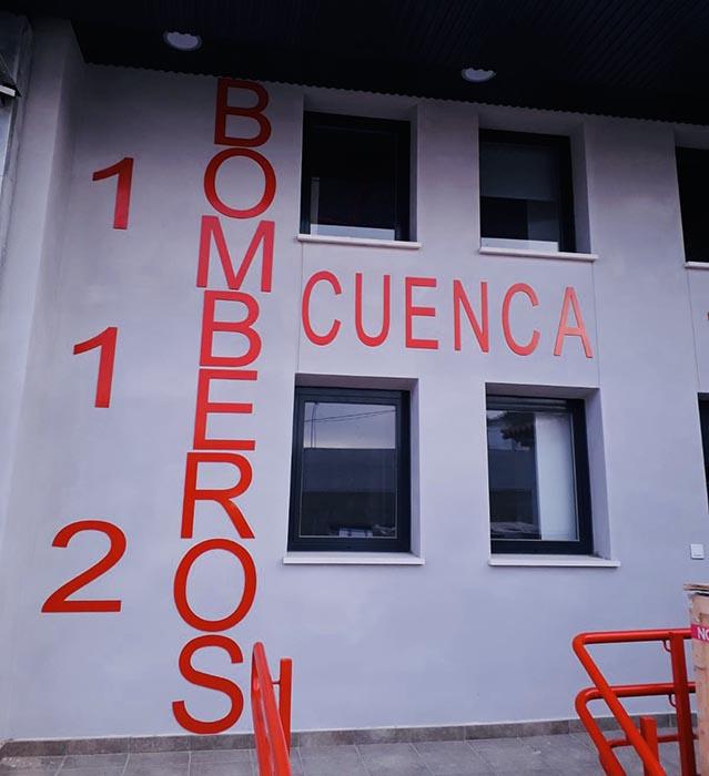 Parque de Bomberos Cuenca