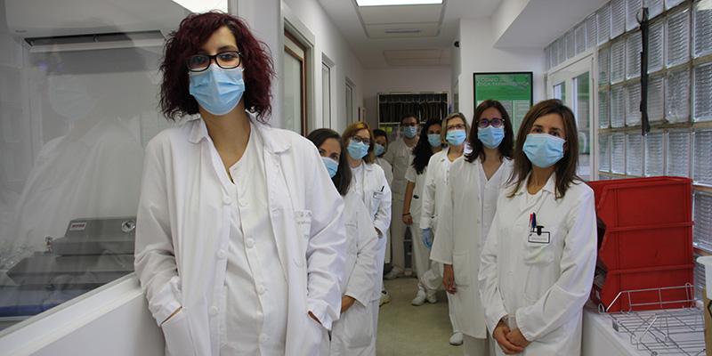 Servicio de Farmacia del Hospital de Cuenca