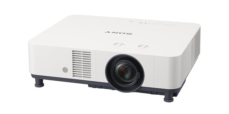 Sony amplía su gama de proyectores láser 4K
